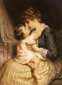 Morgan_Frederick_Motherly_Love