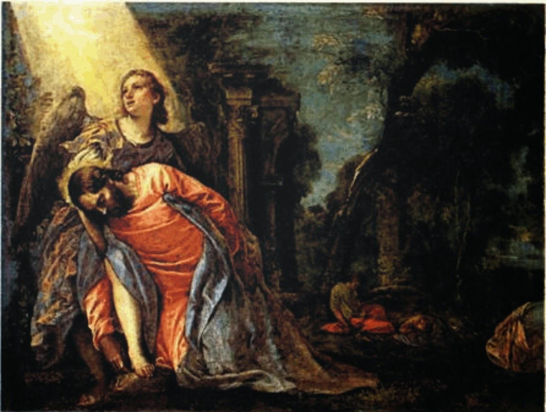 Resultado de imagem para agonia de jesus