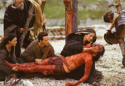 Image result for encontro de jesus e maria no caminho do calvário